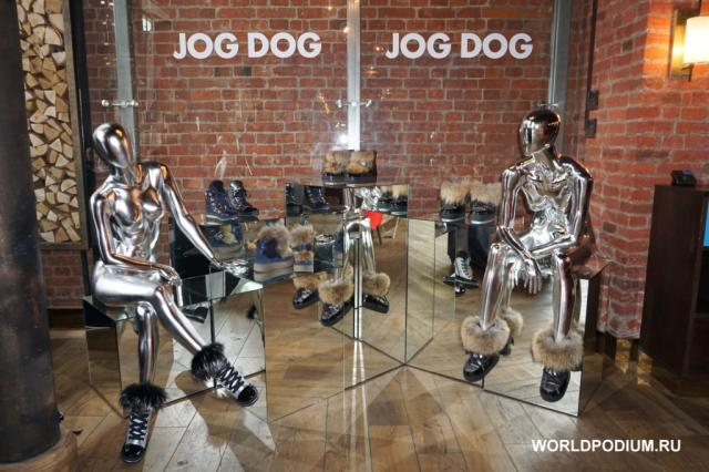 Digital day итальянского бренда Jog Dog