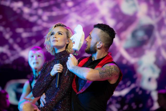 Полина Гагарина соберет стадион и сядет на шпагат в 2019 году