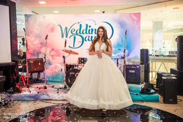 Wedding Day в галерее свадебной моды «Кристалл»