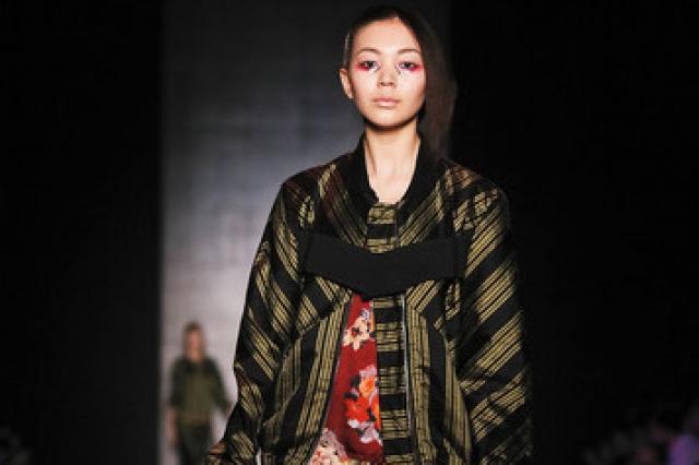 Неделя моды -день Первый: Бренд Saint-Tokyo