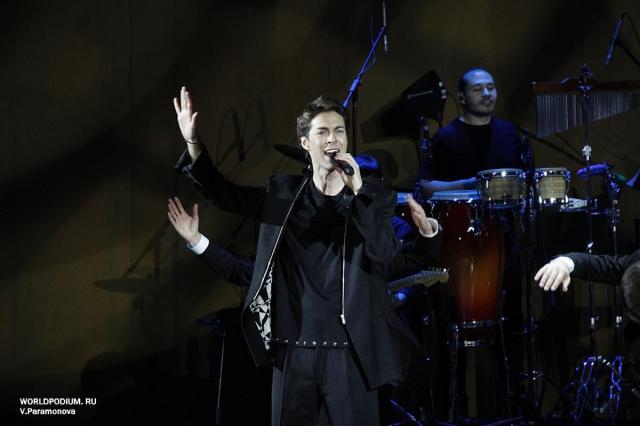 Сольный концерт Марка Тишмана в Москве: «От крика до тишины…»