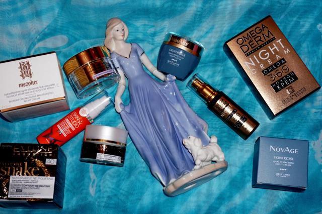 Правильно подобранные ночные крема: питание, восстановление и здоровый вид