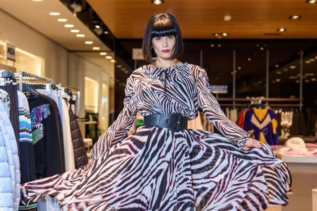 Сола Монова во второй раз стала лицом рекламной кампании ХЦ