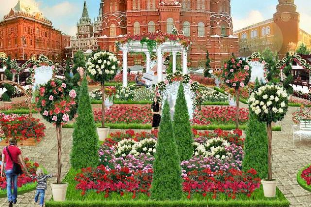 Площадки фестиваля «Московское варенье»