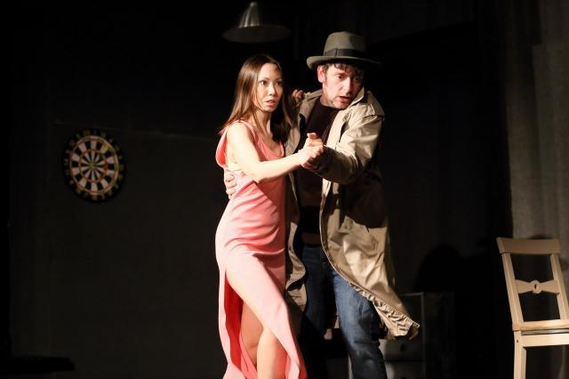 «Далеко – это просто абстракция…», - спектакль «Розовый самолёт» по пьесе, основанной на стихотворениях Поэтов 21 века!..