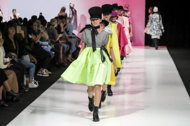 В Москве профессионалы модной индустрии проведут Kids&teens fashion forum