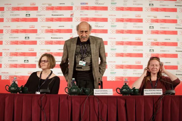 Отчет о пресс-конференции по фильму «Местное время 28 часов 94 минуты»