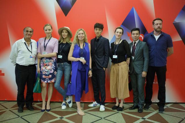 Отчет о пресс-конференции по конкурсу короткометражного кино