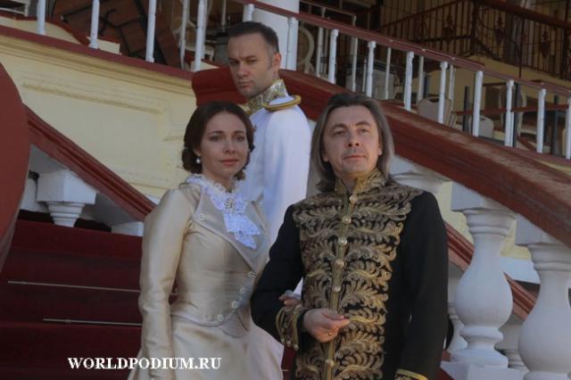 Презентация мюзикла «Анна Каренина»:  драматургия героев великого классика в интерьерах изысканного аристократизма