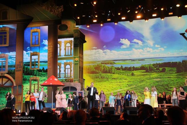 Сергей Куприк отметил День рождения грандиозным концертом на главной сцене страны!