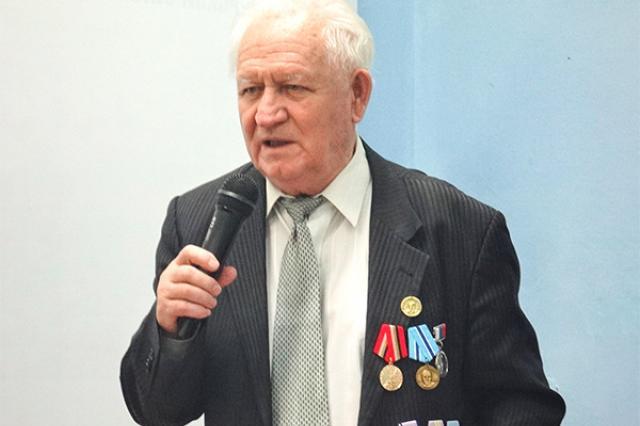 Прошел творческий вечер поэта Бориса Останкова