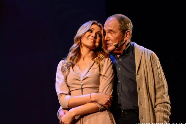 Анжелика Агурбаш и Эммануил Виторган «Король треф-карта любви»