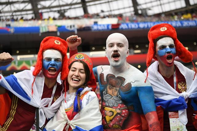 Воспоминания о Чемпионате мира по футболу