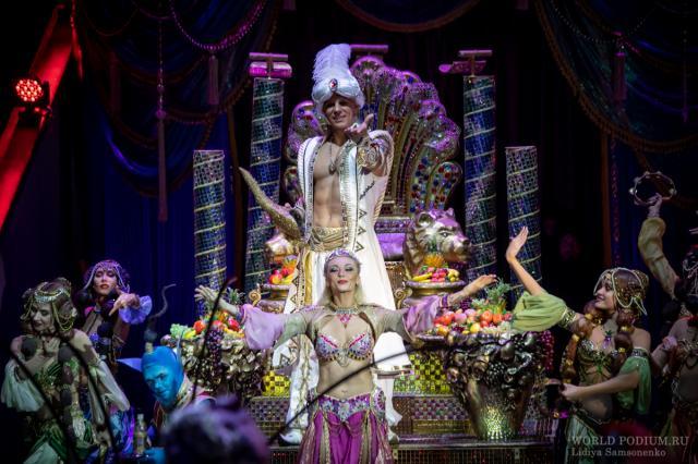 Цирки компании Росгосцирк покажут благотворительные спектакли для медиков