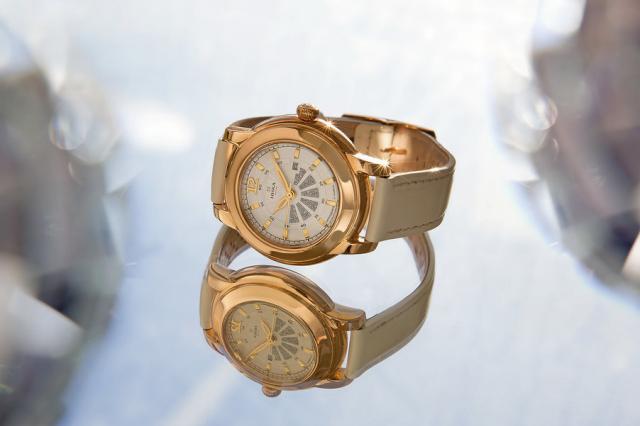 Коллекция ювелирных часов Celebrity от часового завода «НИКА»