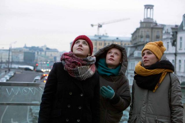 Артисты «Гоголь-центра», Pompeya, On-The-Go и Стрыкало запускают «Городских птичек»