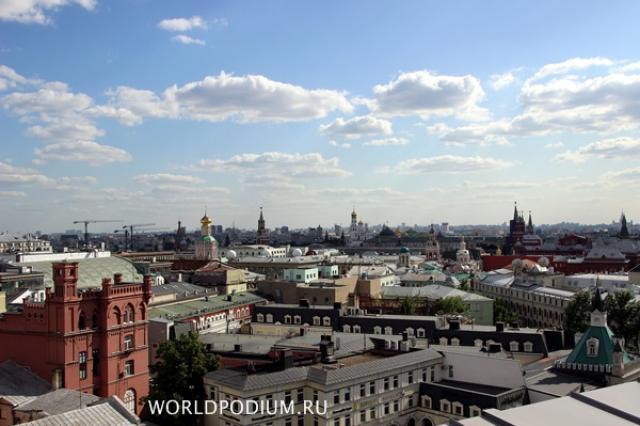 В московском Манеже состоится вручение премии The Art Newspaper Russia