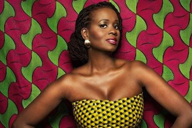 Восходящая звезда мирового джаза певица Соми выступит на World Jazz Festival 2015