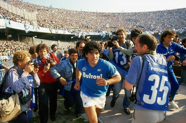Фанаты Диего Марадоны смогут почтить память великого футболиста в кинотеатрах «КАРО»