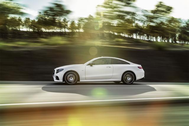 Новый E-Class Coupe от Меrсedes-Benz