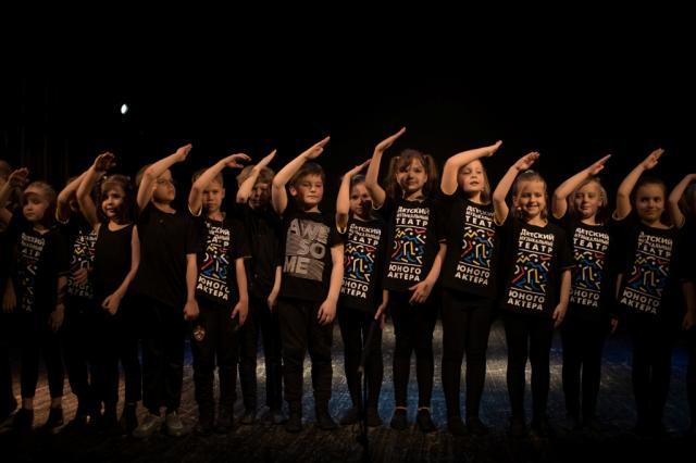 Летний театральный лагерь в Детском музыкальном театре юного актера
