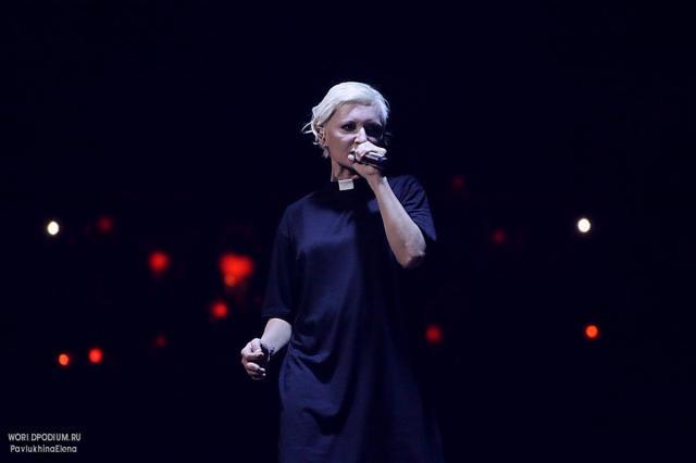 Диана Арбенина стала героиней мультфильма на песню «Рим»