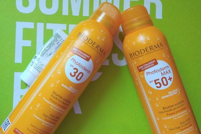 Надёжная защита от солнца - Bioderma Photoderm Spray