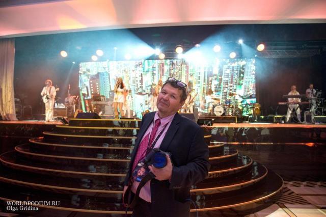 Легенда отечественного шоу-бизнеса, основатель World Podium Роман Родин отмечает День рождения: «В мире нет таких вершин, что взять нельзя!»