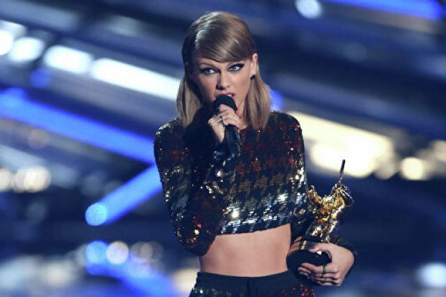 Тейлор Свифт выступит на ежегодной церемонии MTV Music Awards