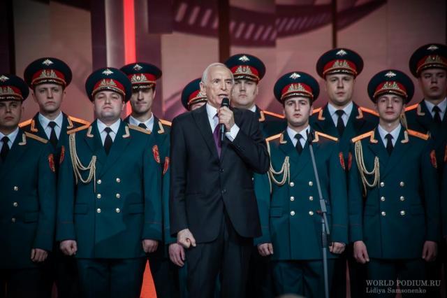 «Есть такая профессия - Родину защищать!»: Василий Лановой отмечает День рождения