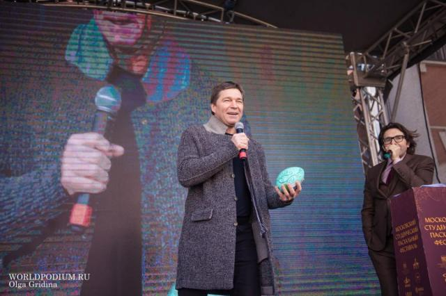 Сергей Маховиков представит «Салют героям!» в день 75-летия Парада Победы