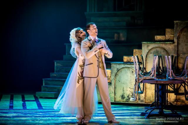 Московский театр мюзикла анонсировал открытие юбилейного сезона