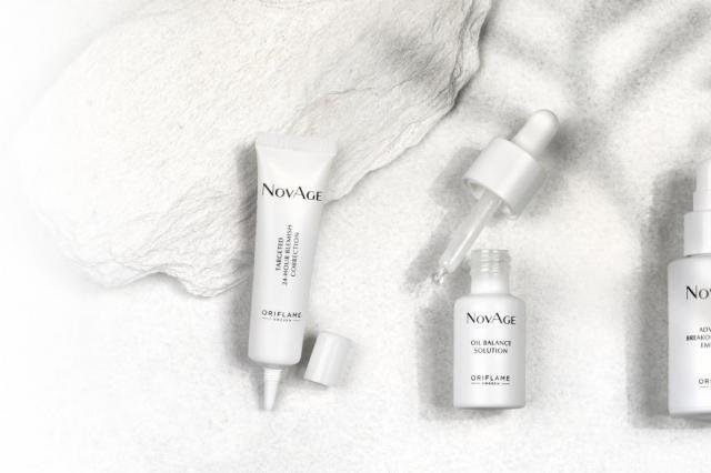 NovAge представляет идеальное решение против несовершенств кожи