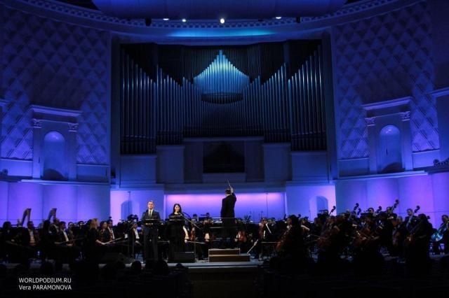 В зале имени Чайковского пройдет концерт к 10-летию Всероссийского музыкального конкурса