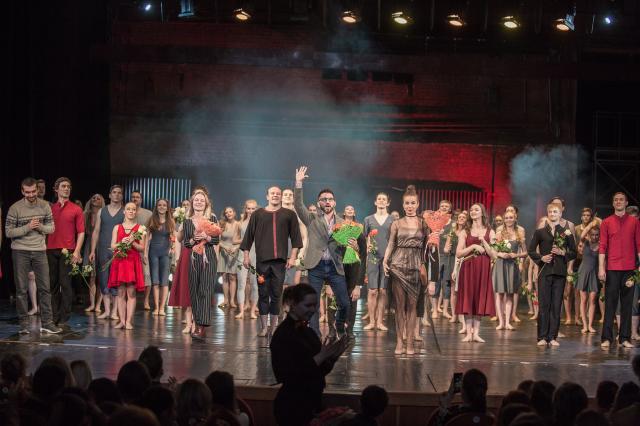 Танцевальное шоу «LET GO» совместит народную хореографию со стилем модерн