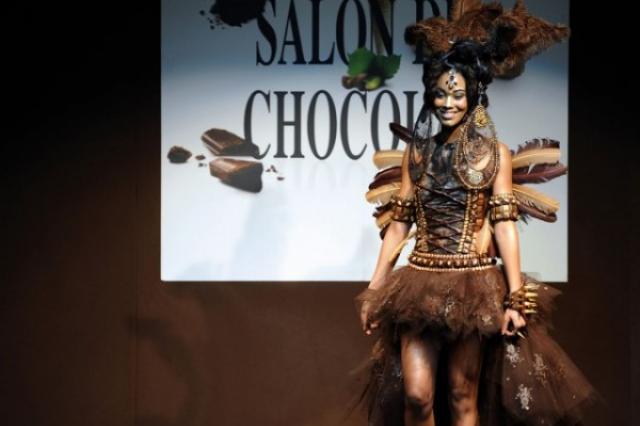 В Москве пройдет Пятый Салон Шоколада
