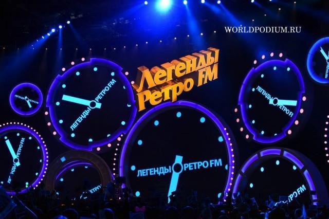 «Легенды Ретро FM-2015» уже завтра