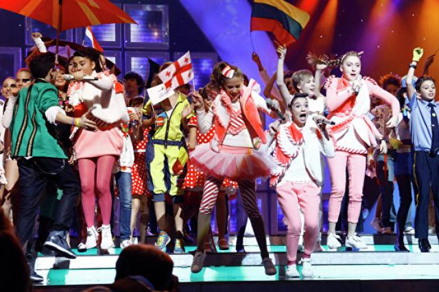 Детское Евровидение в 2018 году пройдет в Белоруссии