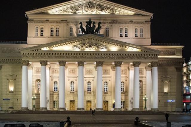 Большой театр устроит благотворительный концерт в память о жертвах Ту-154