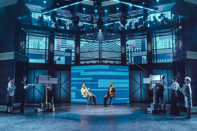 Мюзикл «Шахматы» - театральный бестселлер на сцене МДМ