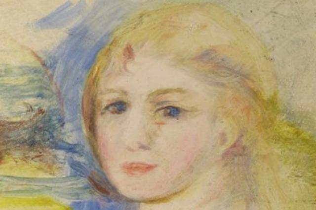 Во Франции из аукционного дома украли картину Ренуара незадолго до торгов