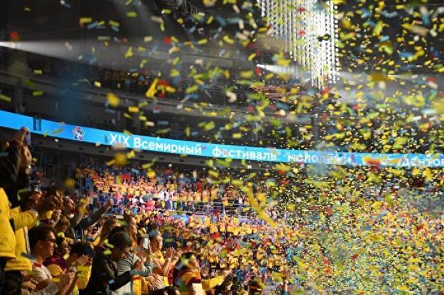 Фестиваль молодежи в Сочи: церемония открытия потрясла участников