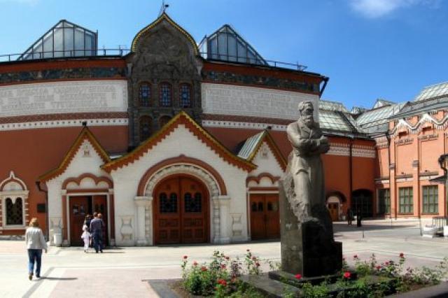 Третьяковская галерея получила в дар работы живописца Гелия Коржева