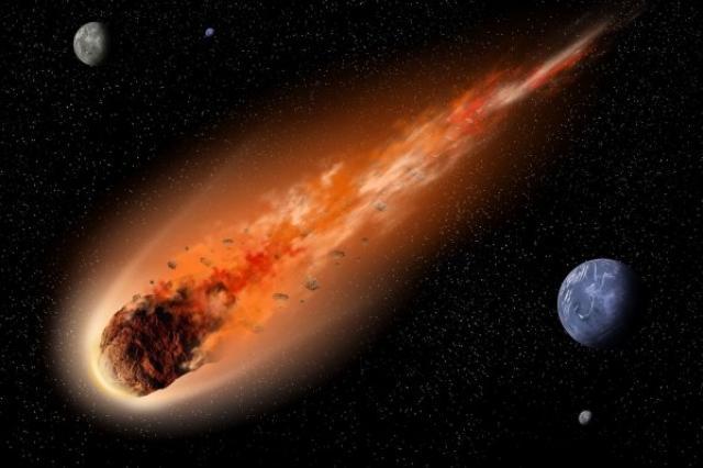 В России создали астероид и взорвали его лазером