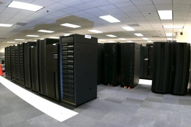 Новый суперкомпьютер создали в научном городе Дубна