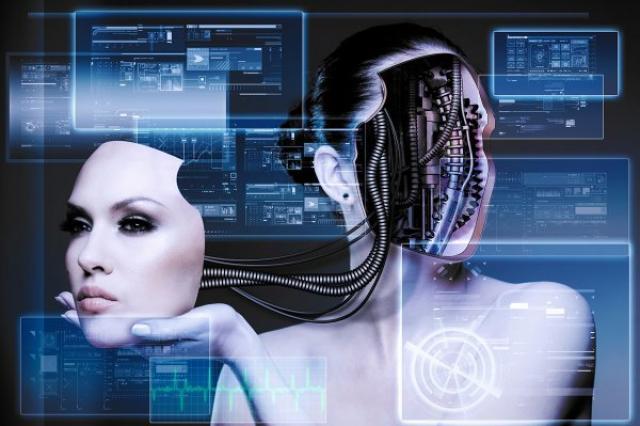 Ученые определили самые приятные черты лица у роботов