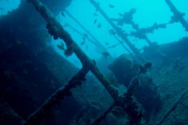 У берегов Австралии обнаружили останки неизвестного корабля