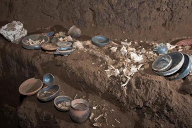 Археологи: В Риме найдена «могила атлета» IV века до нашей эры