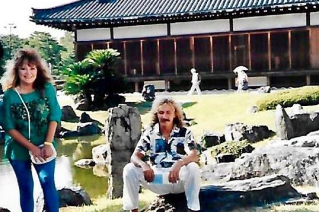 Игорь Николаев показал архивный снимок с Аллой Пугачёвой в Японии