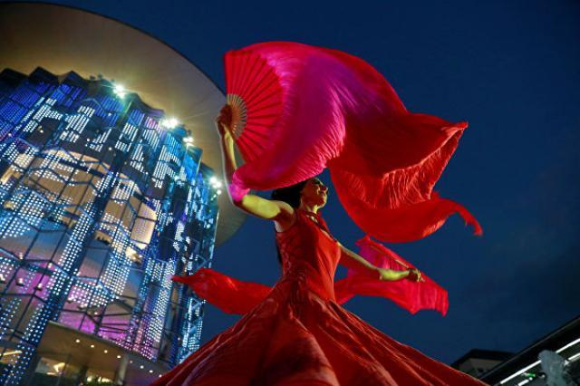 Фейерверки, музыка и танцы: как встречали Новый год в мире